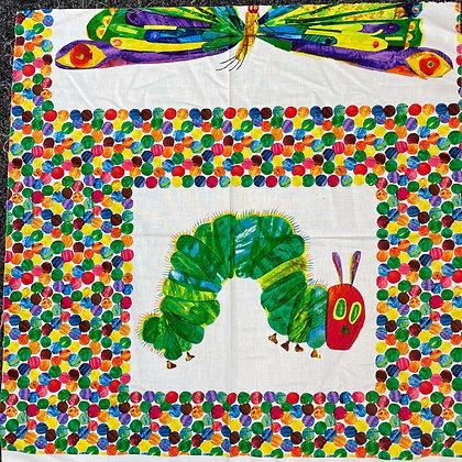 Hungry Caterpillar fabric