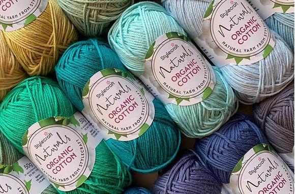 Naturals Organic Cotton DK