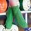 Thumbnail: Cascading Vine Sock Pattern