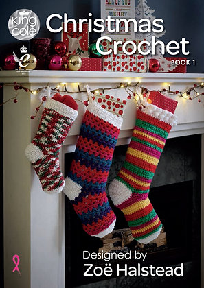 Christmas Crochet: Book 1