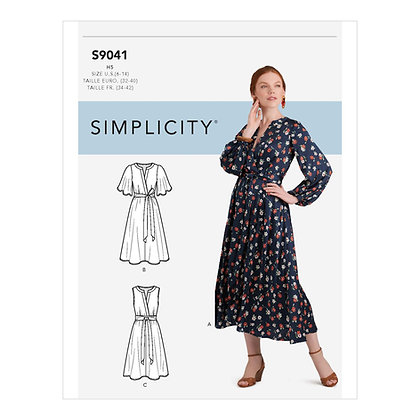 S9041 Dress Pattern