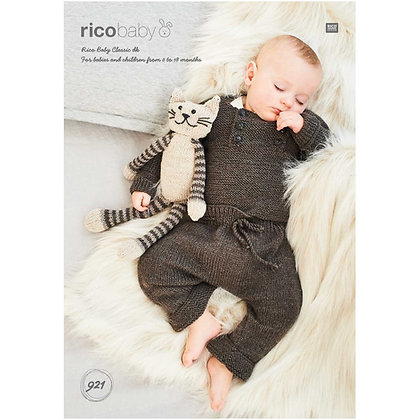 Rico Baby Classic Pattern