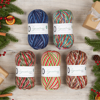 Signature 4ply West Yorkshire Spinners