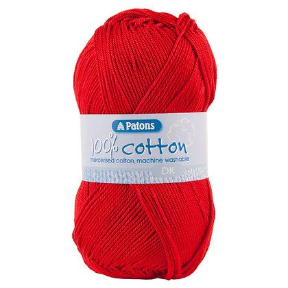 Patons 100% Cotton DK