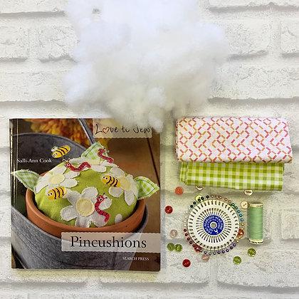 Pin Cushion Sewing Gift Set