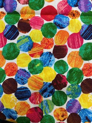 Hungry Caterpillar contrast fabric