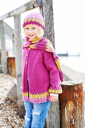 9706 Stylecraft Bellissima Kids Pattern