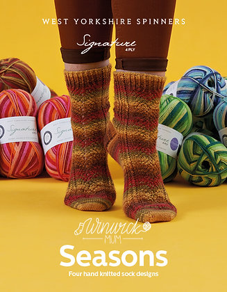 Winwick Mum Seasons Pattern Book