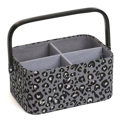 Craft Organiser: Leopard