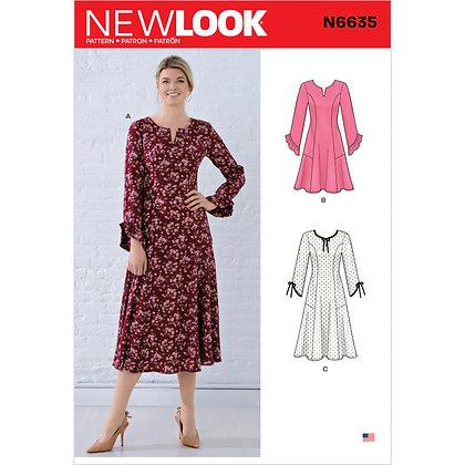 6635 New Look Dress