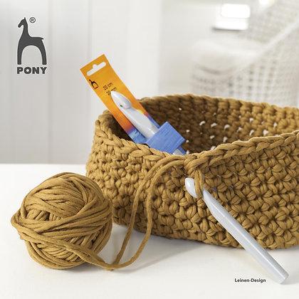 Pony Crochet Hook