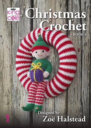 Christmas Crochet: Book 4