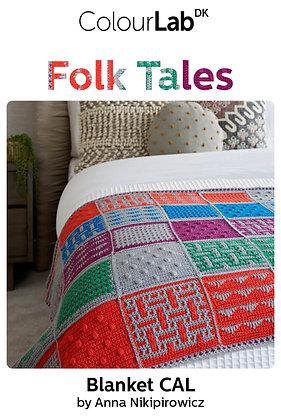 Folk Tales Blanket CAL