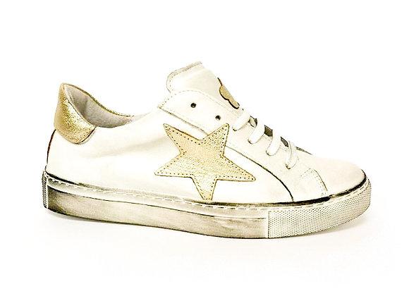 Sneakers stella in pelle