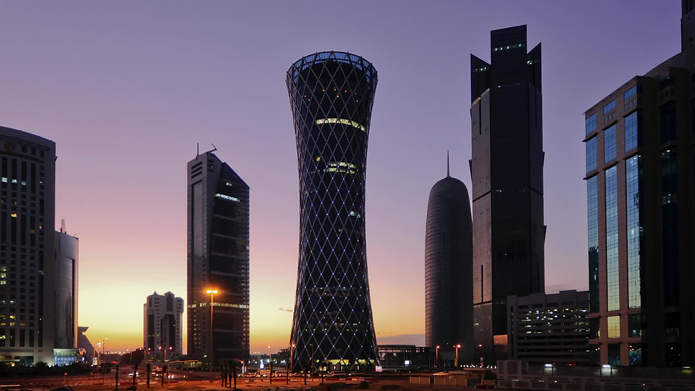 Doha, Qatar office of rassem engienering consultancy
