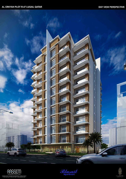 Blusail furnished apartments