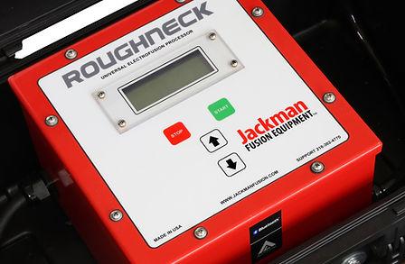 Jackman Electrofusion Machine EF fusing.