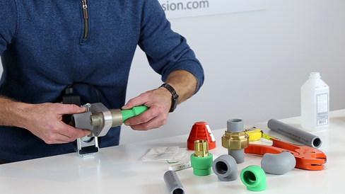 Aquatherm and Niron Socket Fusion