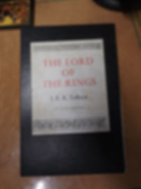 The Lord of the Rings De Luxe Edition