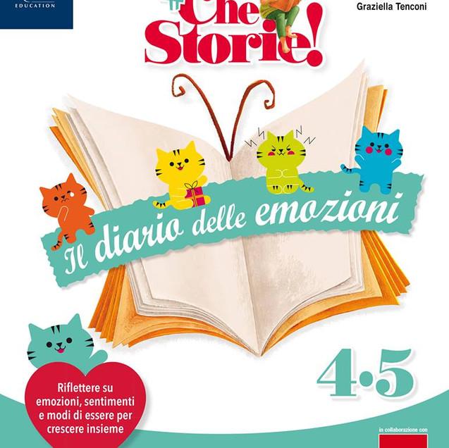 #CHESTORIE! - volume IL DIARIO DELLE EMOZIONI 4/5