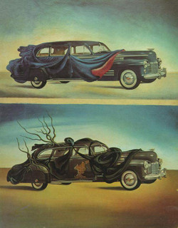 Salvador Dali - Car Clothing .JPG