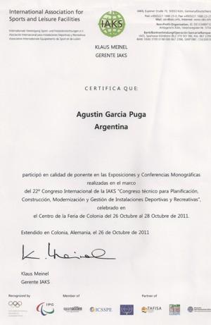 OCTUBRE 2011 - ALEMANIA