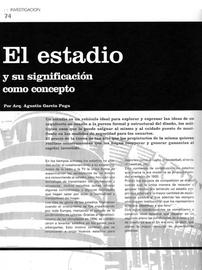 Nota Revista Architector - Abril 2007
