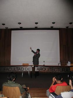 UNAM Facultad de Arquitectura