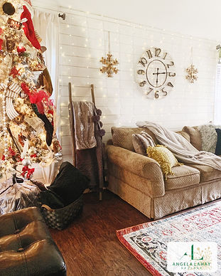 holiday home decor_living room lights co
