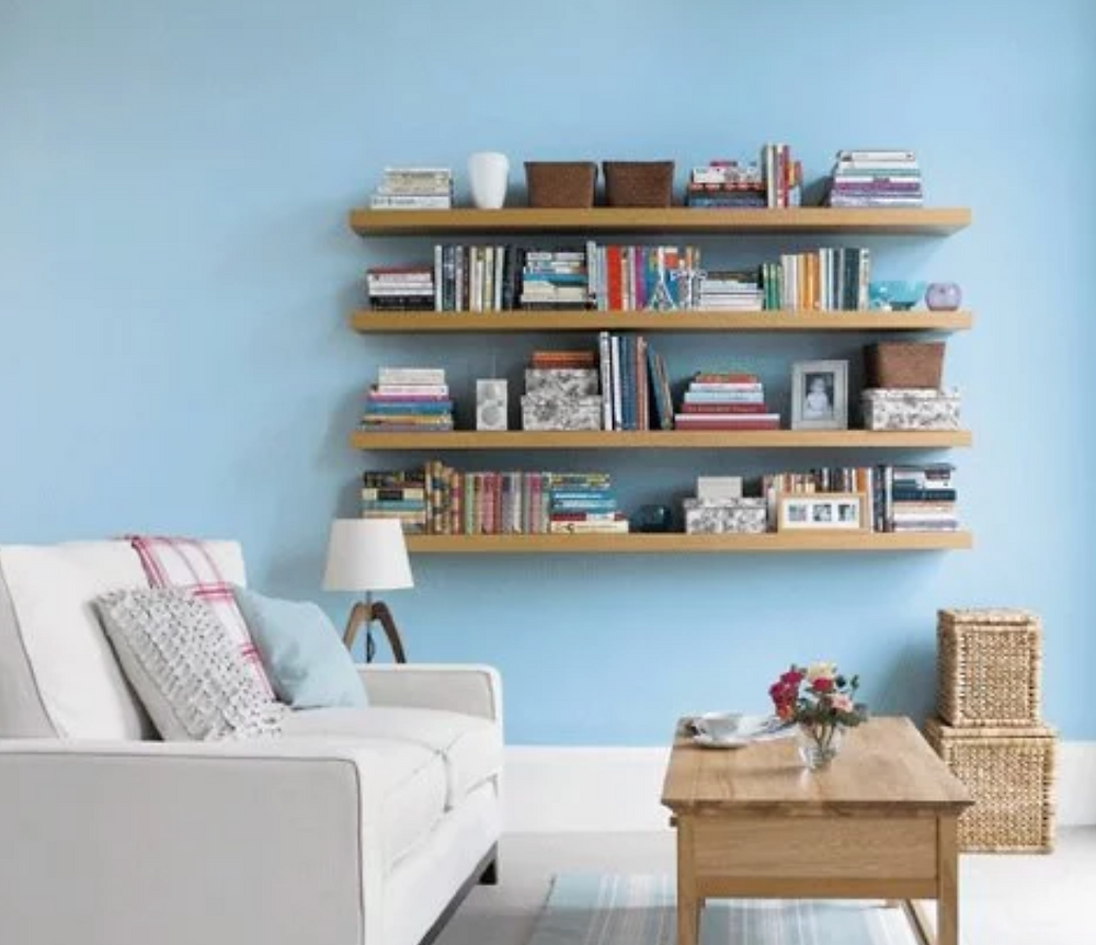 Re: 10 ways to decorate a blank wall