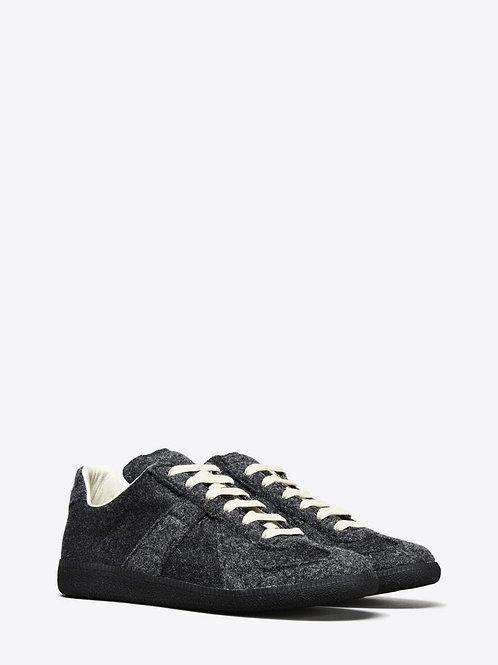 Maison Margiela Replica  Wool   Sneakers