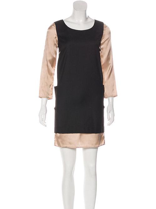 MM6 MAISON MARGIELA | Wool Mini Dress