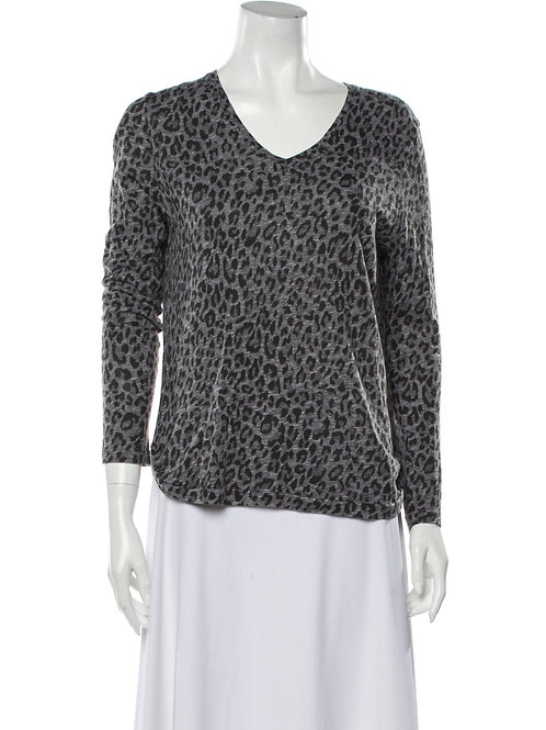 GERARD DAREL |  Leopard Top
