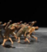 Mulheres em Desempenho Dança