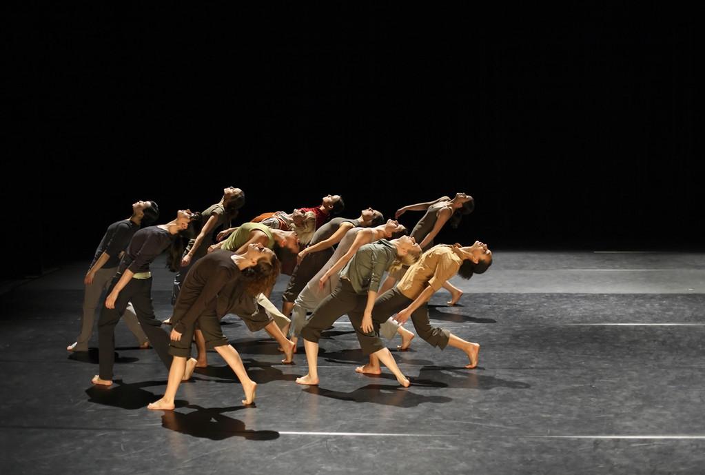 Les femmes en Spectacle de danse