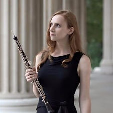 Dannielle McBryan, oboist and composer