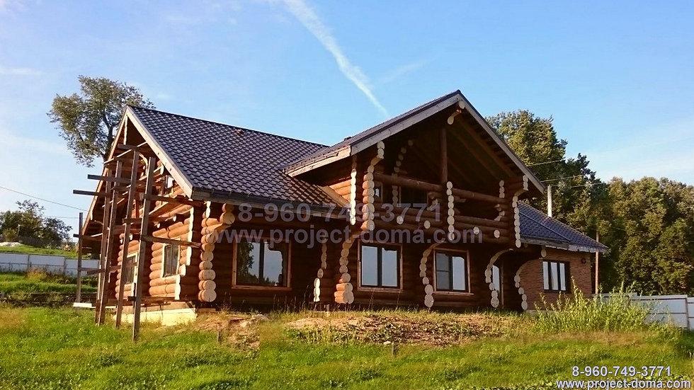 Д-337 Деревянный жилой дом
