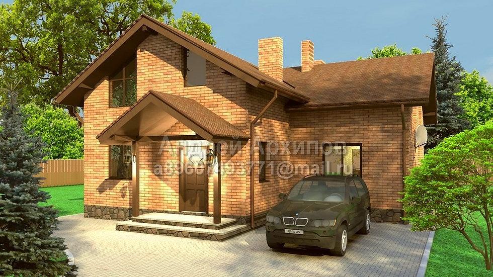 Д-151 Жилой дом