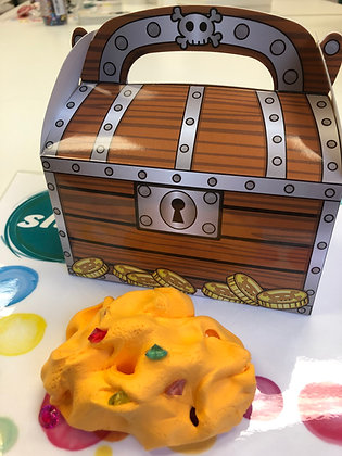 D.I.Y. Buried Treasure Butter Slime Kit