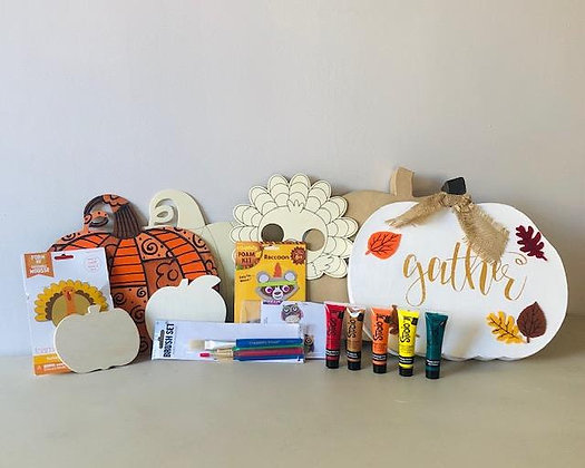 Fall/Thanksgiving Busy Bag