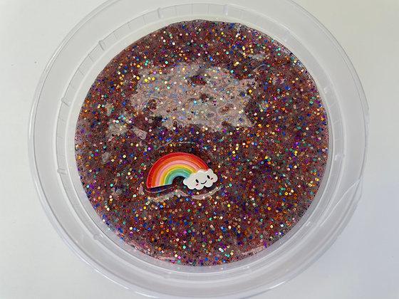 D.I.Y. Rainbow Glitter Slime Kit