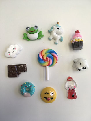 Slime Toppers