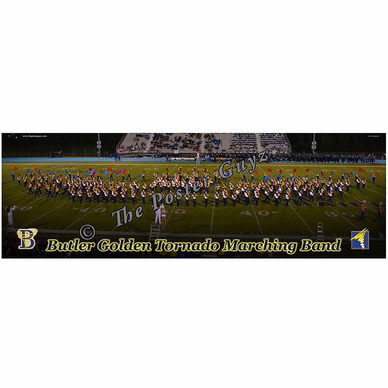 Butler Band 2015 - poster 2