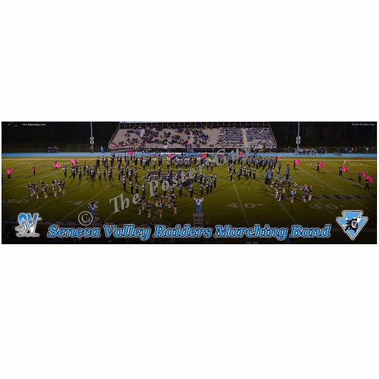 "Seneca Valley 2015 - poster 1 - 12""x36"""