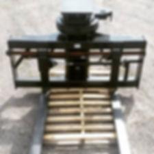 Excavator Rotating Forks
