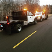 Flatbeds for Traffic Marking