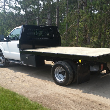 12 Foot Flatbed