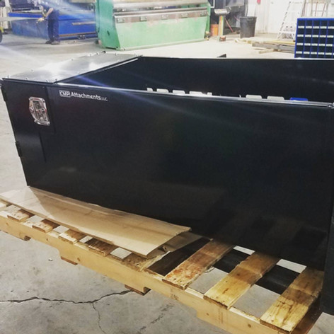 Custom Underbody Fuel Tank for Olympic Rockeries