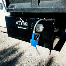 Custom Underbody Fuel Tank for All-State