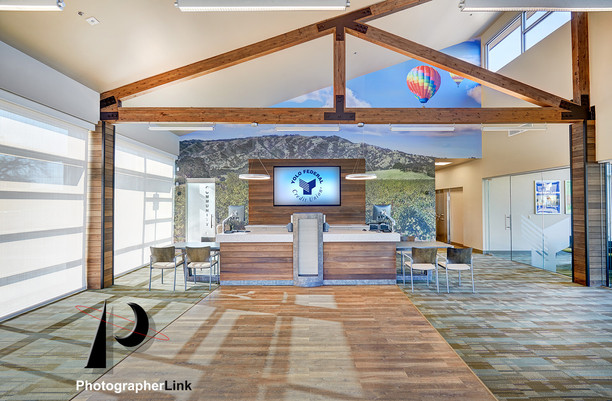 Yolo Federal Credit Union, Winters, California  Architecture and Design 2